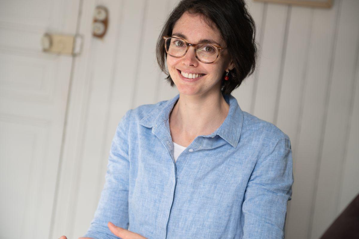 Delphine PHILIPP Sophrologue cabinet Emeraude Sophrologie