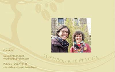 Ateliers sophro-yoga avec Maud Travaglini