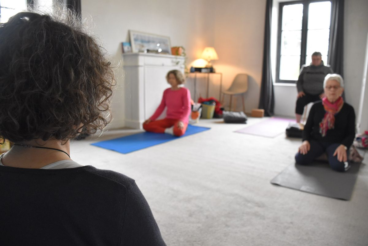 Atelier Sophro Yoga à TREMEREUC avec Maud Travaglini