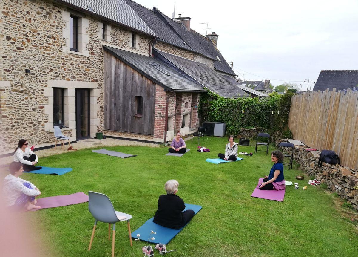 atelier sophro yoga Delphine PHILIPP Maud TRAVAGLINI