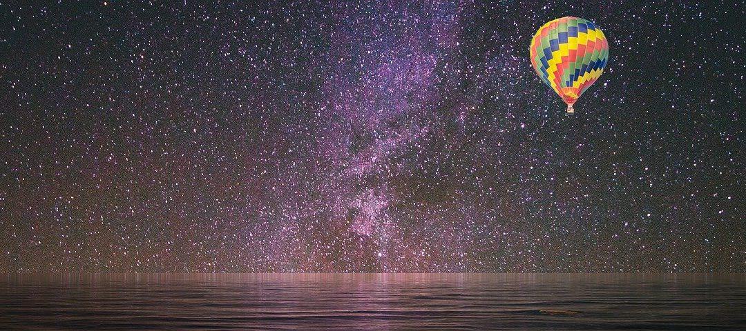 12ème Lundi Sophro: la tête dans les étoiles